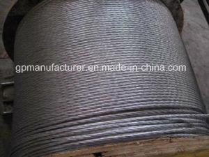 High Tension Hot Dipped Galvanized Steel Wire Strand pictures & photos