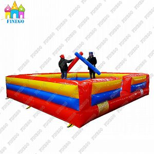 Hot Selling Inflatable Sports Wrestle Game Field pictures & photos
