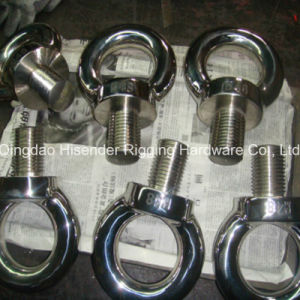 Stainess Steel DIN580 & DIN582 Eye Bolt and Nut, JIS 1168 & JIS 1169 pictures & photos