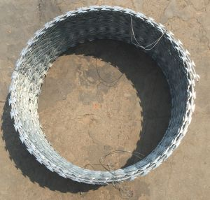 Hot Sale Razor Barbed Wire Bto22 Exact Factory pictures & photos