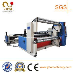 Jumbo Roll Paper Slitting Rewinding Machine (JT-SLT-1300C) pictures & photos
