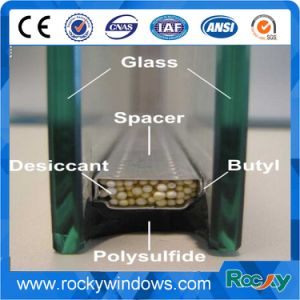 High Quality and Thermal Insulation of Insulated Glass pictures & photos