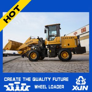 Wheel Loader Mini Wheel Loader Mini Loader pictures & photos