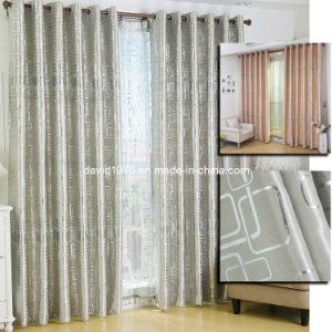 Gold Shiny Elegant Sheer Grommet Panel/Curtain
