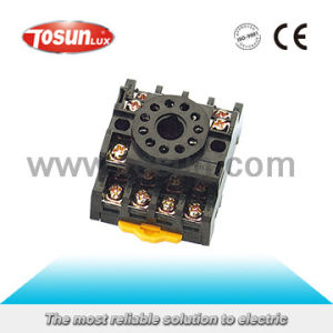PF113A-E Electric Shock Protective Relay Socket (11pin) pictures & photos
