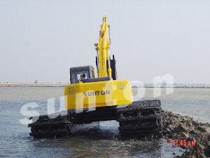 Wetland Excavator (SLW240)