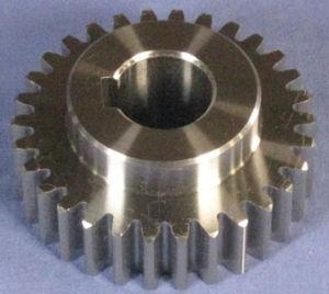 Helical Gear for Cutting Plate Machine, Steel Helical Teeth Gear
