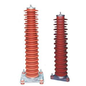 Electrified Railways Protection Metal Oxide Lightning Surge Arresters