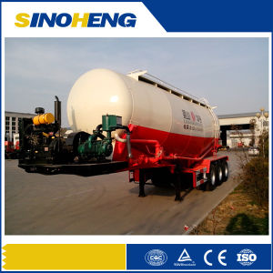 20-60m3 Bulk Cement Concrete Tank Semi Trailer pictures & photos