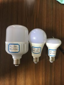 Hot-Sale LED Lighting 12W 15W Plastic+Aluminum Compact Bulb pictures & photos