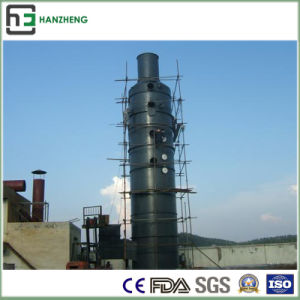 Heating Furnace Air-Treatment System-Desulfurization Operation-Dust Collector