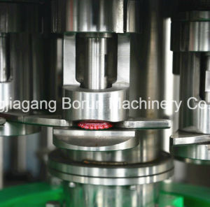 Full Automatic Beer Filling Packaging Machine for Glass Bottle pictures & photos