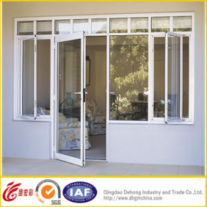High Quality Wholesale Aluminum / U-PVC Casement Window pictures & photos
