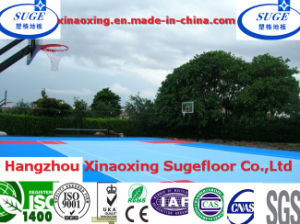 Stadium Triangle Interlocking Sport Basketball Flooring pictures & photos