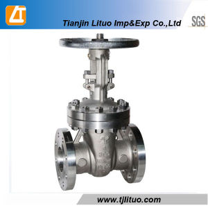 DIN3352 Standard Flanged Joint Ends Resilient Wedge Gate Valve pictures & photos