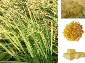 Natural Rice Bran Wax pictures & photos