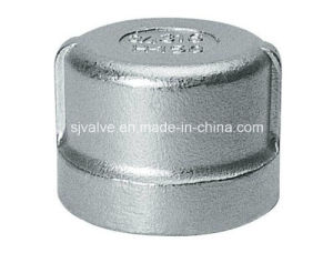 Stainless Steel Threaded Round Cap pictures & photos