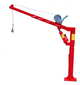 Pickup Hoist (Pickup Crane) (J0601) pictures & photos