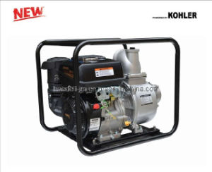 4 Inch Gasoline (Petrol) Kohler Engine Water Pump Wp40 pictures & photos