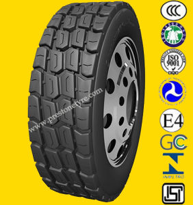 Rockstone Brand Heavy-Duty Tubeless Truck Tyre 315/80r22.5, 11r22.5 Truck Tyre pictures & photos