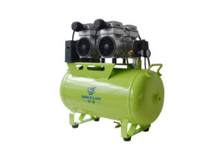 2.0HP Piston Type Silent Oil Free Air Compressor pictures & photos