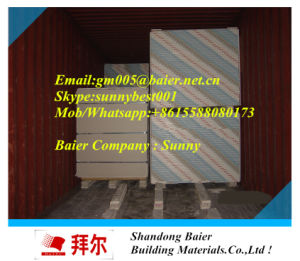 High Quality and Environmentally Friendly of Plaster Board pictures & photos