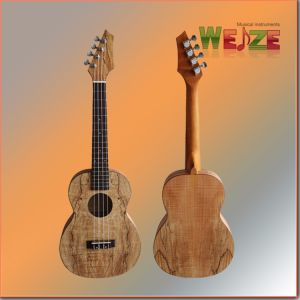 Unique Shape Deadwood Plywood Ukulele pictures & photos