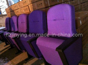 Purple Color Church Seat with CE and SGS Certificate (JY-8918)
