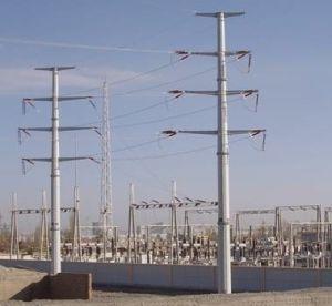 Steel Pipe Pole