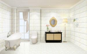 63017 Optional Designed, Water Proof Glazed Porcelain Bathroom Tile pictures & photos