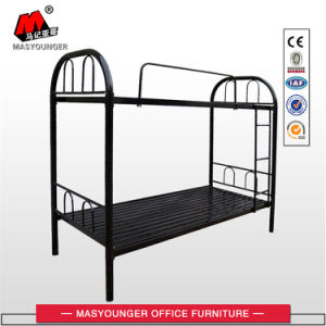 Twin-Over-Full Metal Bunk Bed Full Guardrails pictures & photos