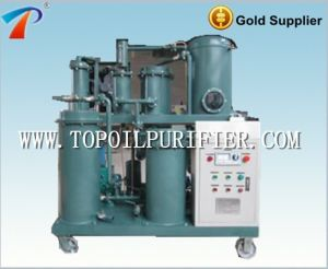 Vacuum Used Lubricating Oil Purifier Filter Machine (TYA-10) pictures & photos