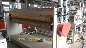 More Professional PP/PE/PC Hollow Sheet /Grid Plate Production Line pictures & photos