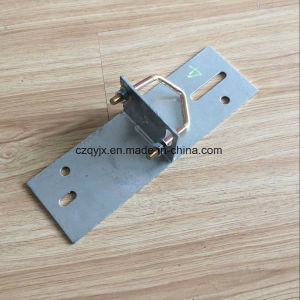 Antenna Fixing Bracket with U Bolt Metal Stamping Part pictures & photos