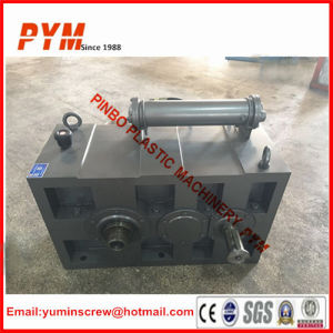Extruder Gearbox Zlyj Series for Plastic Extruder pictures & photos