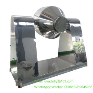 High Quality Double Cone Rotary Vacuum Dryer Szg-1500 pictures & photos