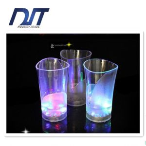 Wholesale Induction LED Flash Cup, Colorful Luminous Wine Glass pictures & photos