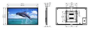 82inch All in One PC, TV-PC with Dual Core 1.8g CPU pictures & photos