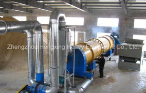 Professional Supply Wood Chip Dryer for Pellet Line by China Company pictures & photos