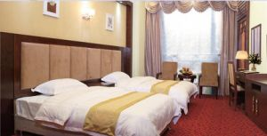 Standard Hotel Double Room Suite/Hotel Luxury Double Bedroom Furniture/Star Hotel Double Bedroom Furniture (GLNBQY-1000) pictures & photos