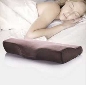 Butterfly Shape Model Memory Foam Pillow, Neck Pillow pictures & photos