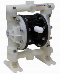 1/2 Inch Plastic Pneumatic Diaphragm Pump pictures & photos