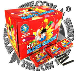 Black Spider Match Cracker with Fuse Fireworks pictures & photos