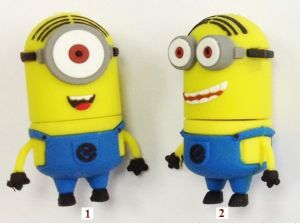 Despicable Me USB Flash Drive Cartoon USB Disk pictures & photos