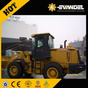 Hot Sale 3 Ton Brand Lw300k Wheel Loader pictures & photos