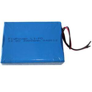 Lithium Battery 14.8V 3300mAh Rechageable Battery Pack