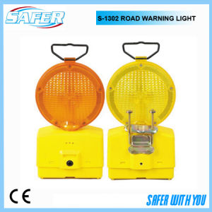 Road Blocks Battery Road Warning Light (S-1302) pictures & photos