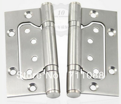 Free Shipping 2PCS/Set 4 Inches Stainless Steel Door Hinges pictures & photos