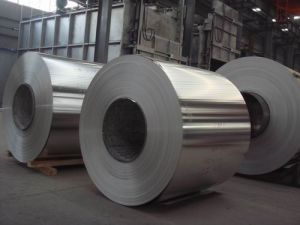 Mirror Aluminum Coil with PVC Film Coated pictures & photos