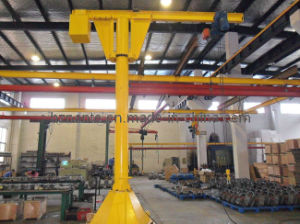 Movable Jib Cranes Bx-Z-250kg CE Approved pictures & photos